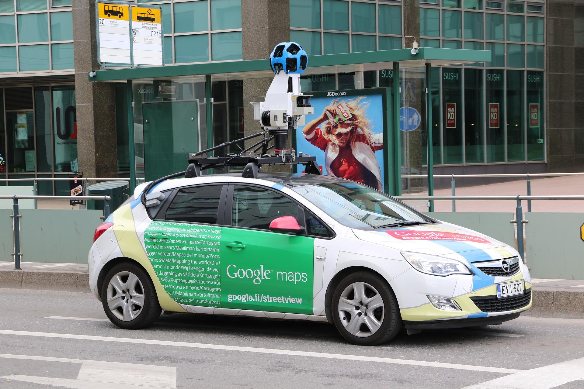 Come è cambiato il viaggio da quando abbiamo Google Maps